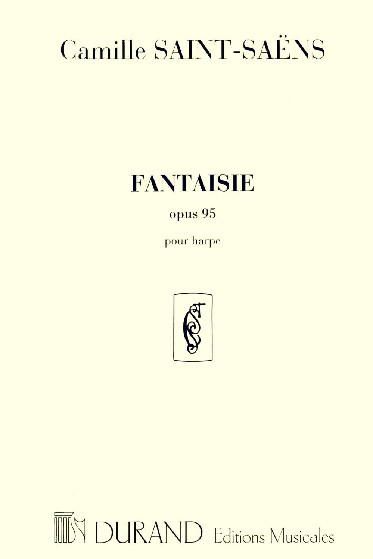 Fantaisie Opus 95 for Harp - Saint-Saens