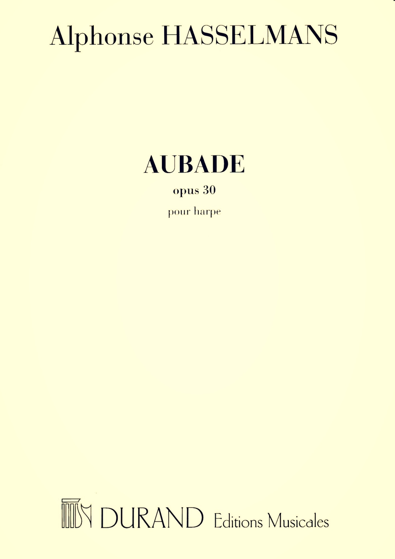 Aubade Opus 30 - Alphonse Hasselmans