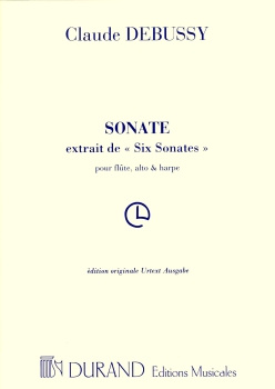 Sonate - Claude Debussy