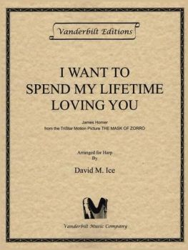 I want to Spend my Lifetime Loving You - James Horner