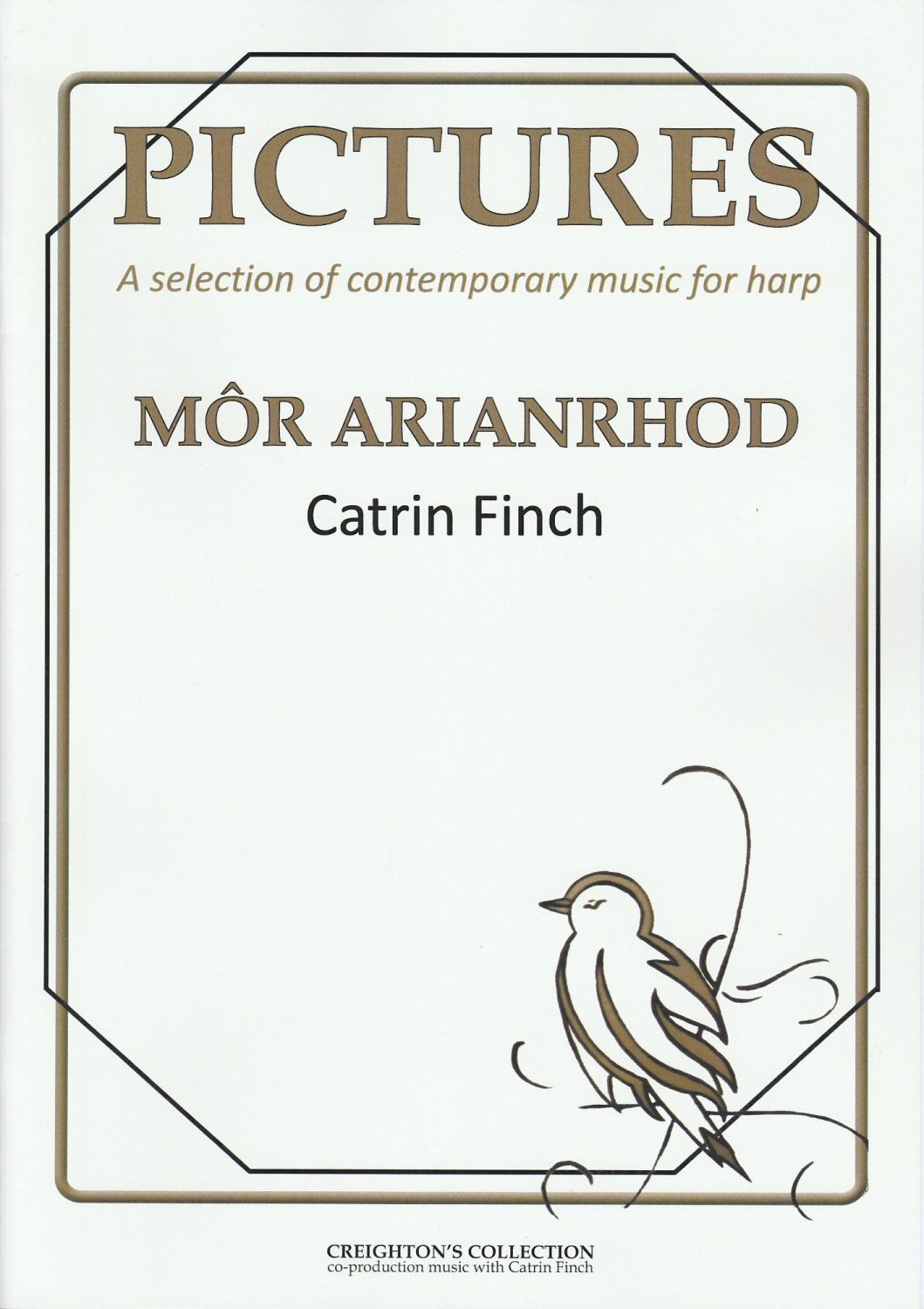 Pictures - Môr Arianrhod - Catrin Finch