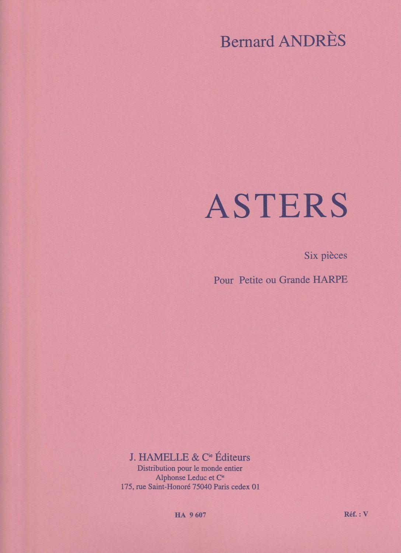 Asters - Bernard Andres