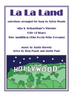 La La Land - Selection arranged for Harp by Sylvia Woods