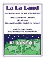 La La Land - Selection arranged for Harp by Sylvia Woods