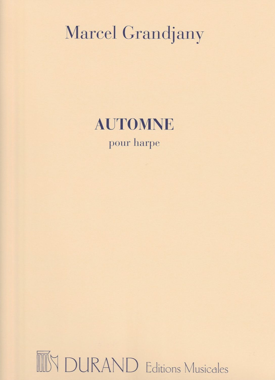 Automne - Marcel Grandjany