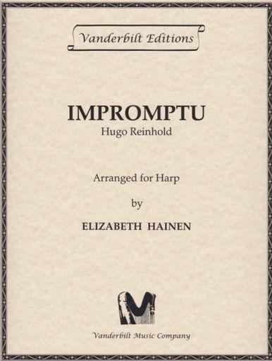 Impromptu Op.28, No.3 - Hugo Reinhold