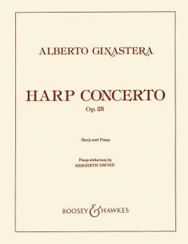 Harp Concerto Op.25 - Alberto Ginastera