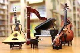 Harp & Misc Instruments