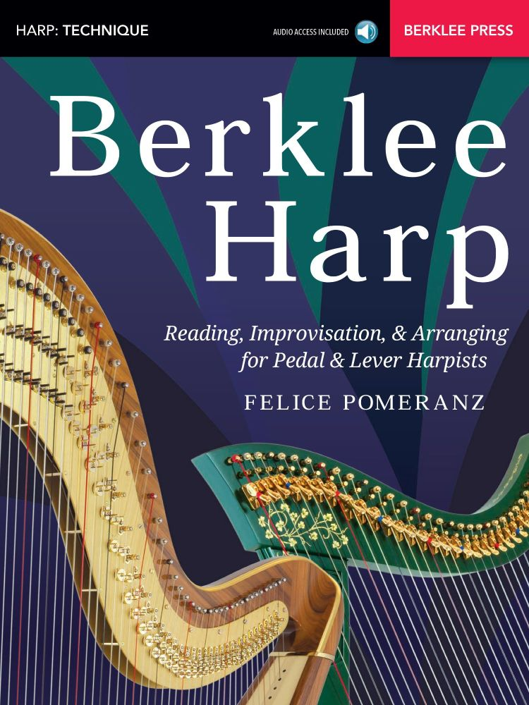 Berklee Harp - Felice Pomeranz