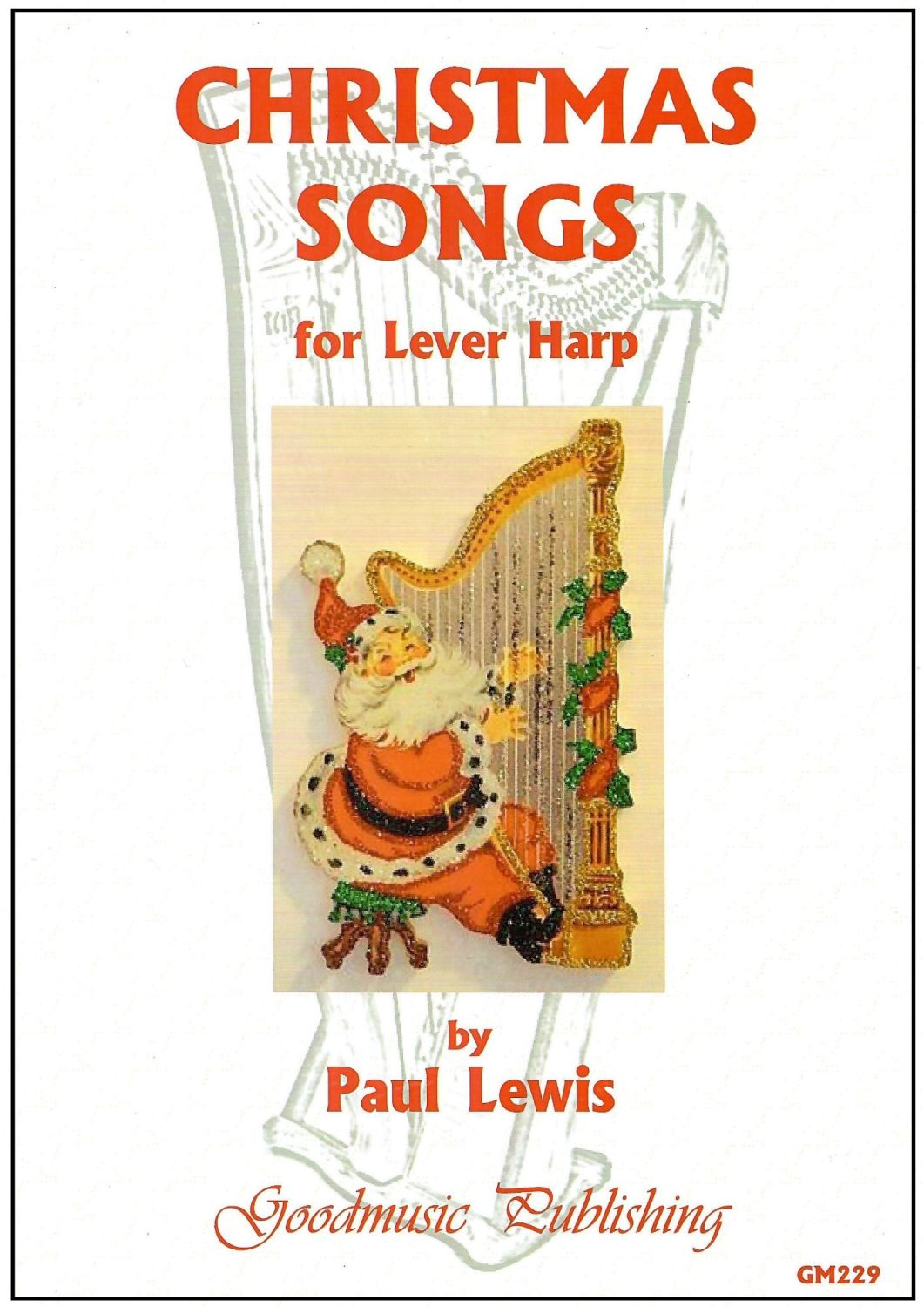 Christmas Songs for Lever Harp - Paul Lewis