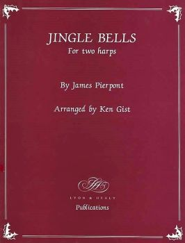 Jingle Bells for Two Harps - James Pierpont