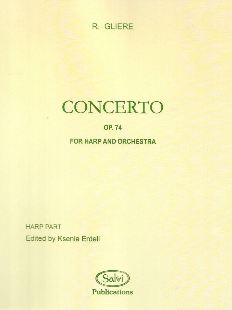 Concerto - R. Gliere