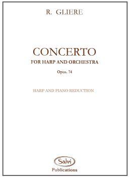 Concerto for Harp & Orchestra - Op.74 - Gliere