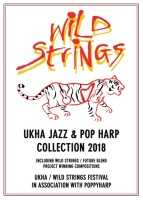 Wild Strings - Jazz & Pop Harp Book Collection 2018