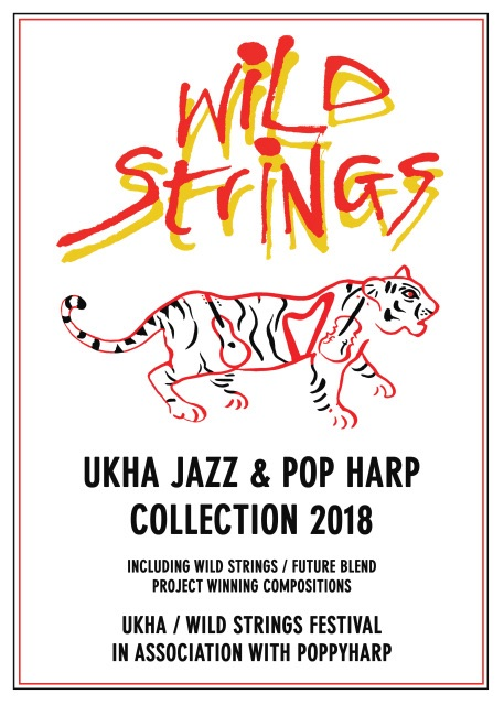 Wild Strings - Jazz & Pop Harp Book Collection 2018