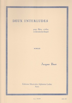Deux Interludes - Jacques Ibert