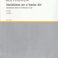 Variations on a Swiss Air - Beethoven