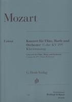 Concerto for Flute, Harp & Orchestra C Major KV299 - Mozart