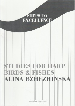 Studies for Harp - Alina Bzhezhinska