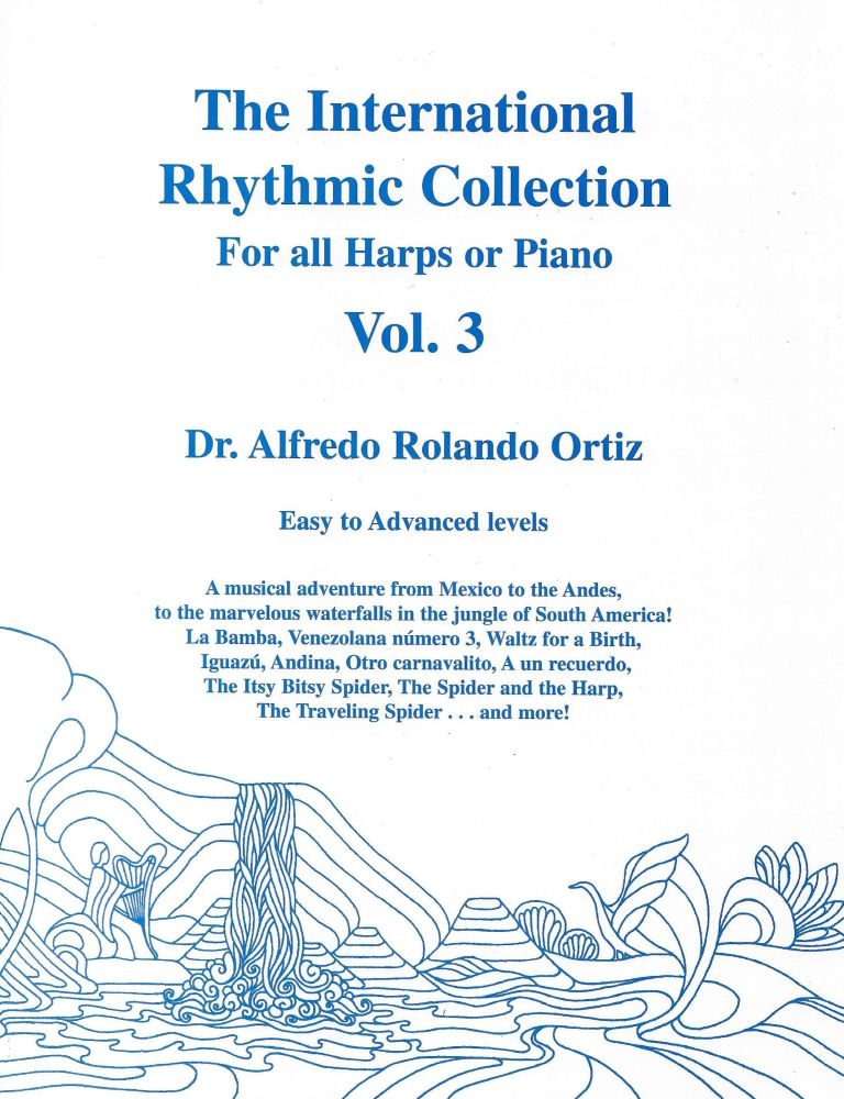 The International Rhythmic Collection Vol. 3 - Alfredo Ortiz