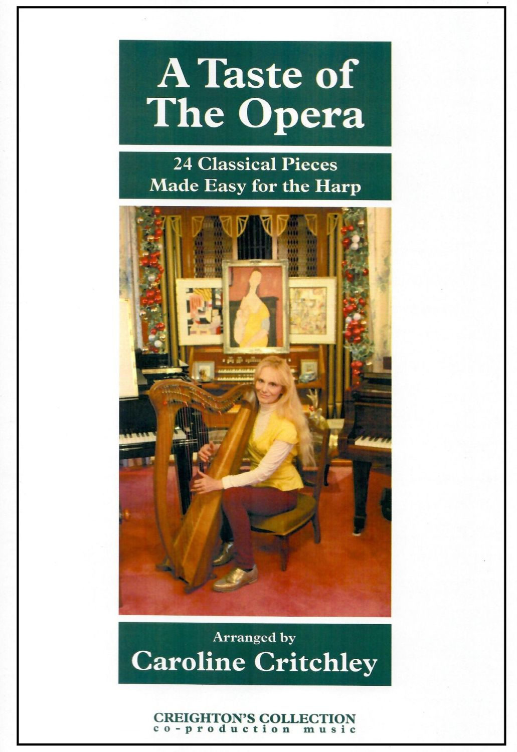A Taste of the Opera - Caroline Critchley