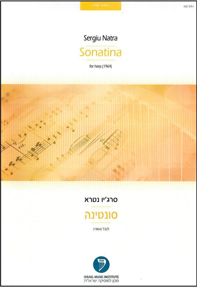 Sonatina for Harp by Sergiu Natra