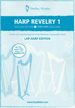 Harp Revelry 1 - Lap Harp Edition - Shelley Fairplay