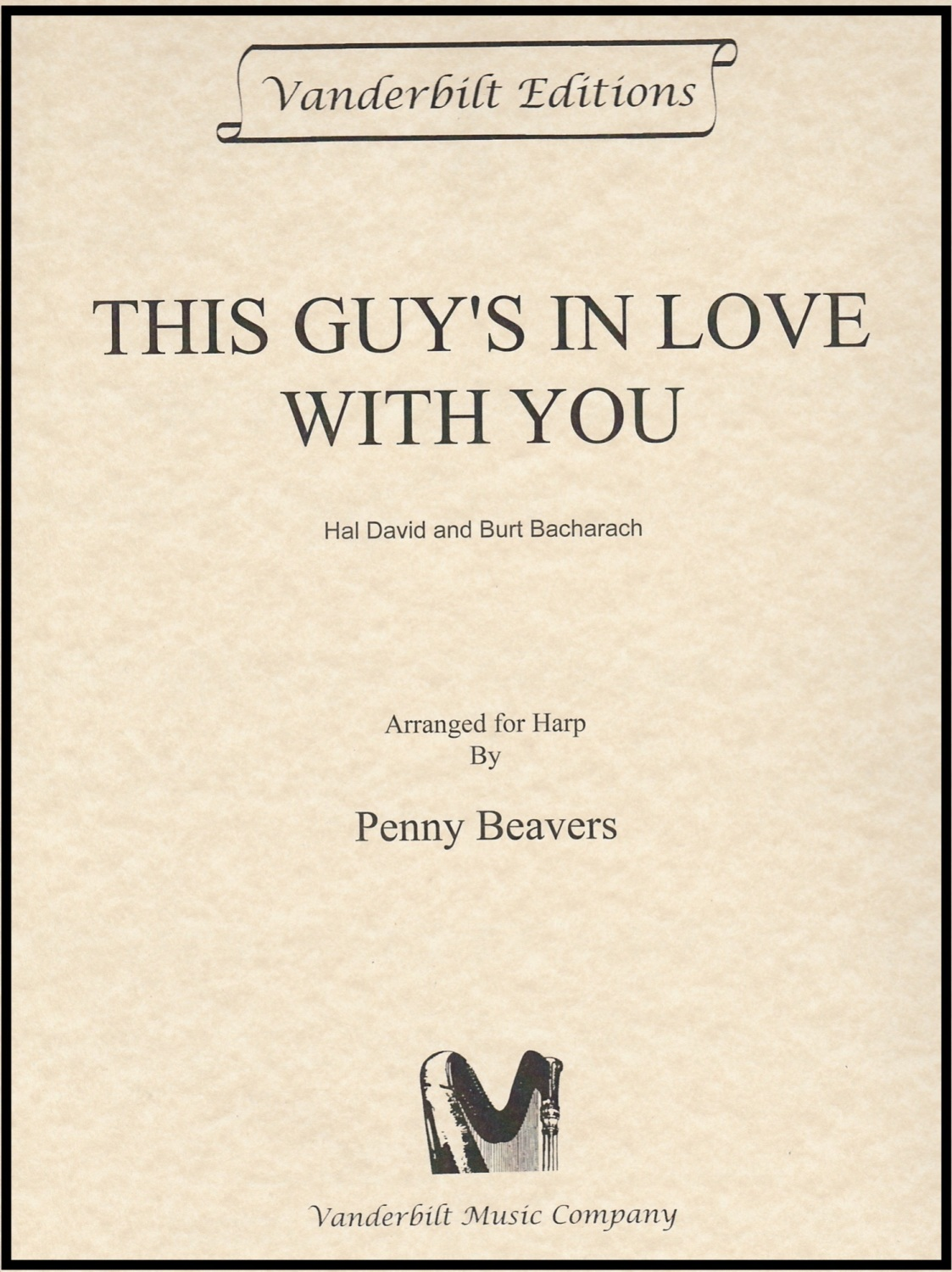 This Guy's in Love with You - Hal David & Burt Bacharach