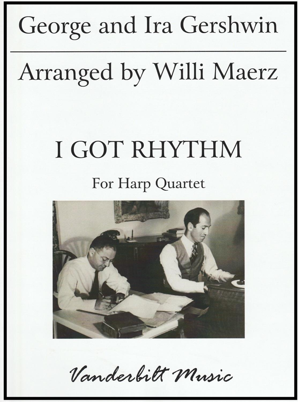I Got Rhythm - George & Ira Gershwin are. Willi Maerz