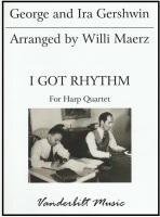 I Got Rhythm - George & Ira Gershwin arr. Willi Maerz