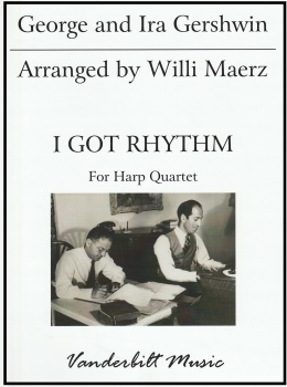 I Got Rhythm - George & Ira Gershwin arr. Willi Maerz