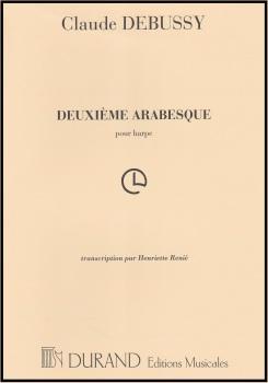 Deuxième Arabesque Pour Harp - Claude Debussy