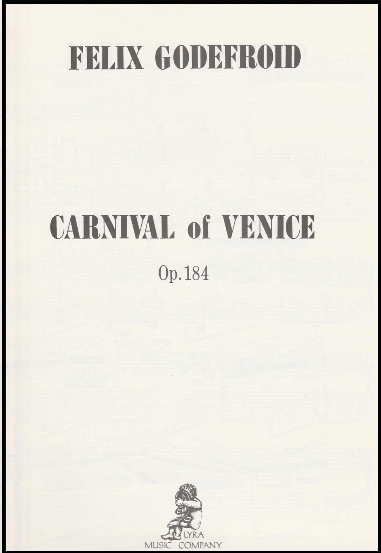 Carnival of Venice Op.184 - Felix Godefroid
