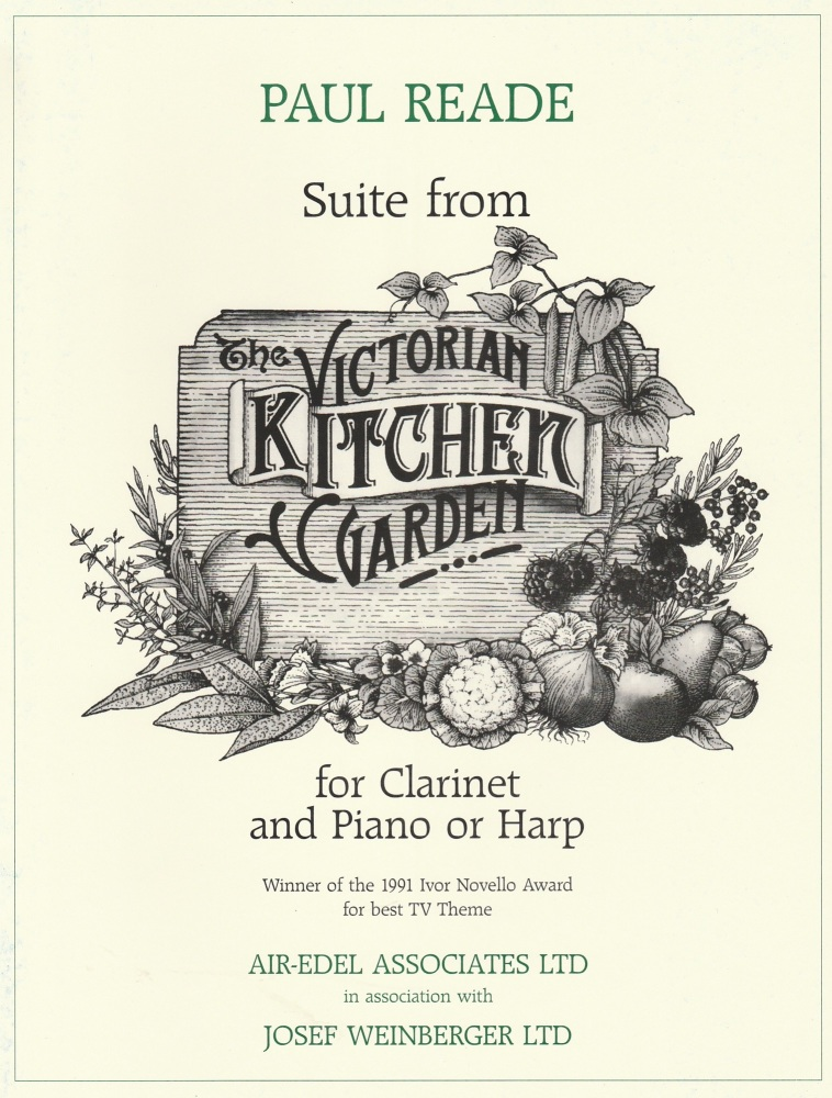 The Victorian Kitchen Garden - Paul Reade