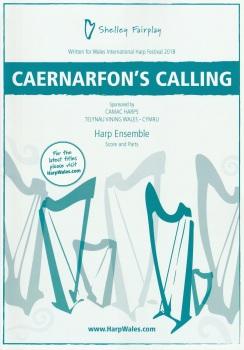 Caernarfon's Calling - Shelley Fairplay