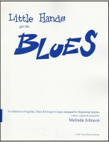 Little Hands get the Blues - Melinda Johnson