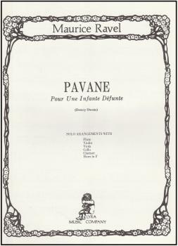 Pavane Pour Une Infante Defunte - Maurice Ravel