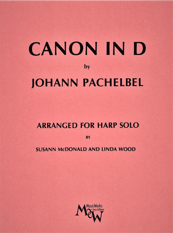 Canon in D - Pachelbel arr. Susann McDonald and Linda Wood