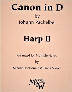 Canon in D - Pachelbel - Arranged by Susann McDonald & Linda Wood