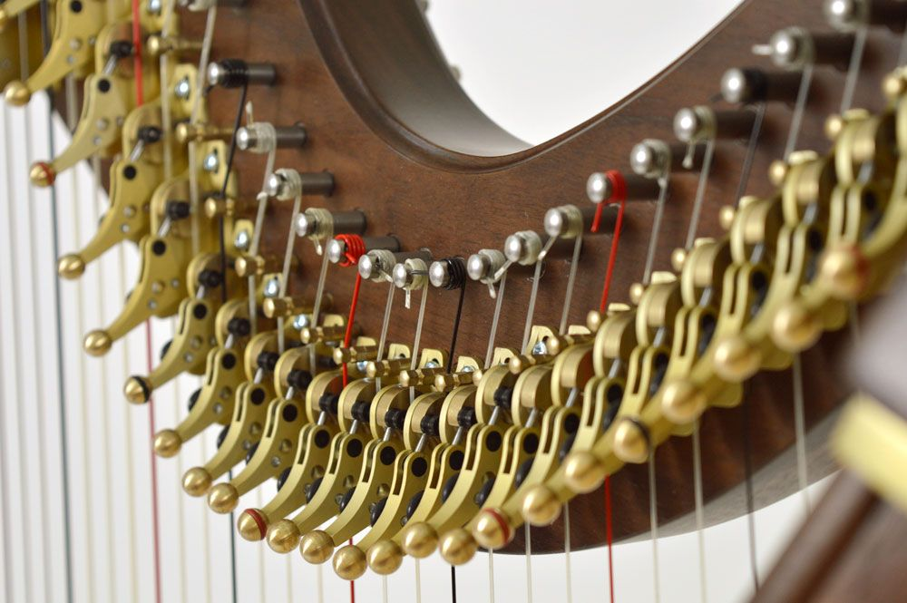 Lever Harp Music - Grade Two