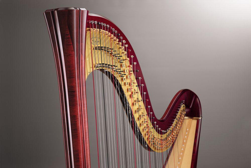 Pedal Harp Music - Grade Three