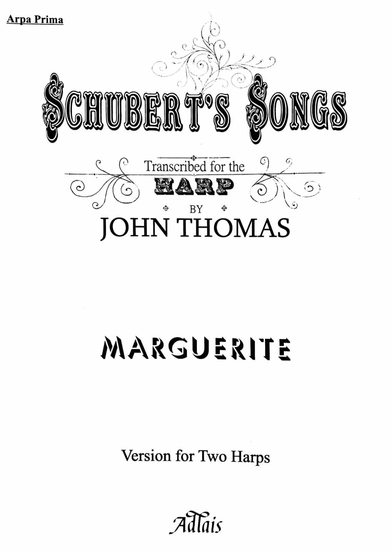 Schubert's Songs - Marguerite