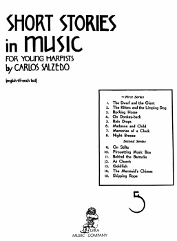 Short Stories in Music - First Series - Carlos Salzedo