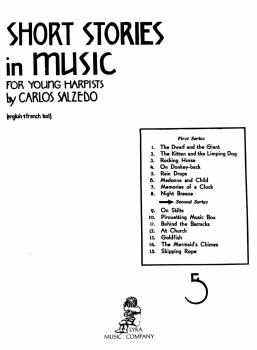 Short Stories - Second Series - Carlos Salzedo