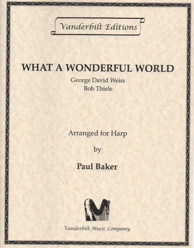 What a Wonderful World - George David Weiss & Bob Thiele