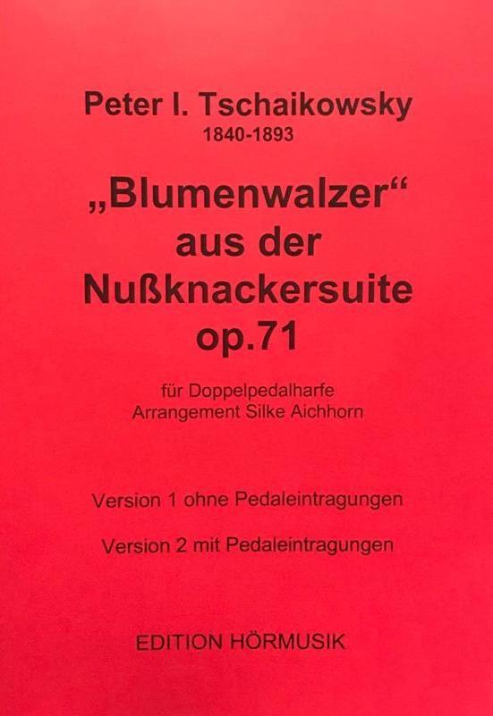 Waltz from the Nutcracker Suite Op.71 - Tchaikovsky