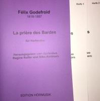 La Priere de Bardes - 2 Harps - Felix Godefroid
