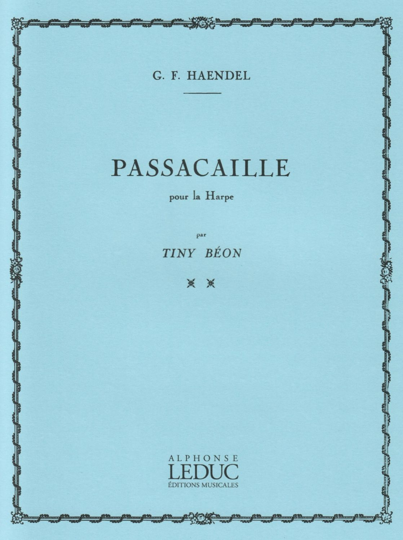 Passacaille (Beon) - G.F. Haendel