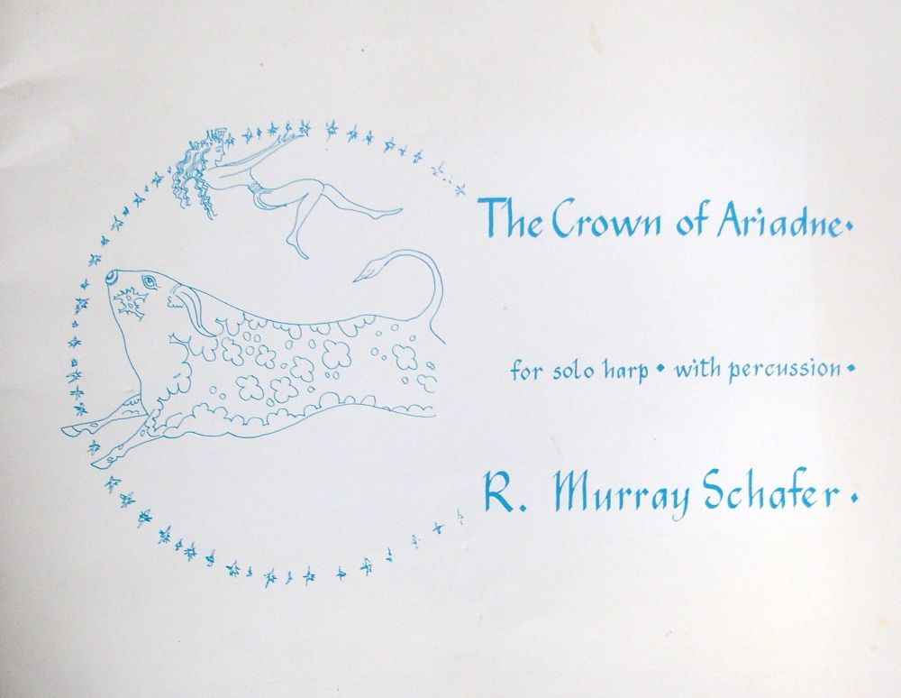 The Crown of Ariadne - R.Murray  Schafer