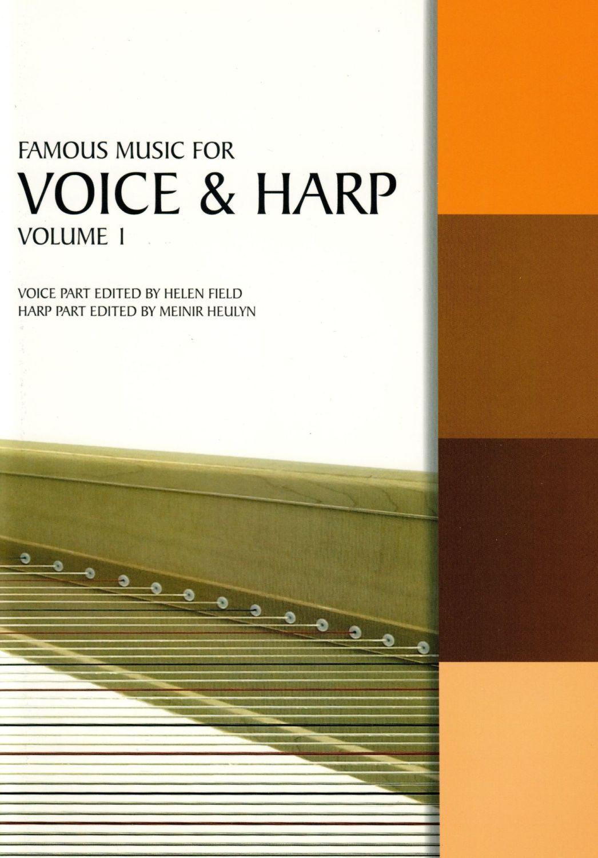 Famous Music for Voice & Harp Volume 1
